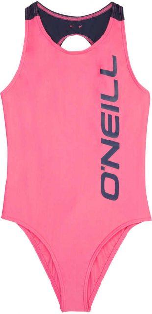 Egyrészes lány sport fürdőruha O'Neill kiváló minőségű szövetből készült